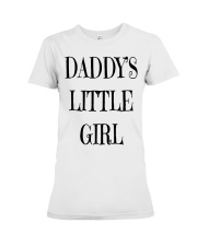Daddy's Little girl Premium - Classic Tee Tank top Premium Fit Ladies Tee tile