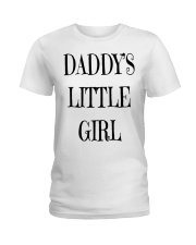 Daddy's Little girl Premium - Classic Tee Tank top Ladies T-Shirt thumbnail