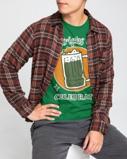Patricks day celebrate Premium T-shirt Premium Fit Mens Tee apparel-premium-fit-men-tee-lifestyle-front-45