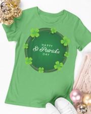 Happy St Patricks day Premium Tee Premium Fit Ladies Tee apparel-premium-fit-ladies-tee-lifestyle-14
