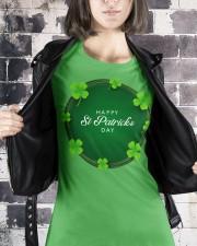 Happy St Patricks day Premium Tee Premium Fit Ladies Tee apparel-premium-fit-ladies-tee-lifestyle-33