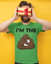 I'm the shit premium T-shirt Saint Patrick day  Premium Fit Mens Tee apparel-premium-fit-men-tee-lifestyle-front-06