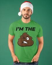 I'm the shit premium T-shirt Saint Patrick day  Premium Fit Mens Tee apparel-premium-fit-men-tee-lifestyle-front-10