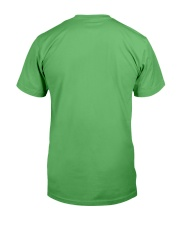 Happy Saint Patricks day Premium T-shirt Unisex Premium Fit Mens Tee back