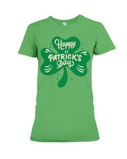 Happy Saint Patricks day Premium T-shirt Unisex Premium Fit Ladies Tee thumbnail