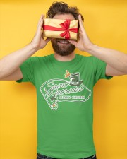 Saint Patrick day lucky charm Premium T-shirt Premium Fit Mens Tee apparel-premium-fit-men-tee-lifestyle-front-06