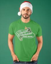 Saint Patrick day lucky charm Premium T-shirt Premium Fit Mens Tee apparel-premium-fit-men-tee-lifestyle-front-10