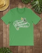 Saint Patrick day lucky charm Premium T-shirt Premium Fit Mens Tee lifestyle-mens-crewneck-front-18