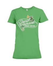 Saint Patrick day lucky charm Premium T-shirt Premium Fit Ladies Tee thumbnail