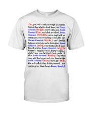 boom roasted t-shirt mug  Classic T-Shirt thumbnail
