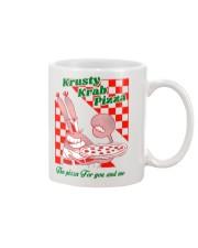 krusty krab pizza the pizza for you and me t-shirt Mug thumbnail