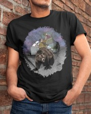 bears beets office Classic T-Shirt apparel-classic-tshirt-lifestyle-26