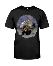 bears beets office Classic T-Shirt front