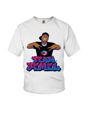 Team Jemel Graffiti  Youth T-Shirt thumbnail