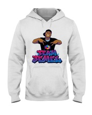 Team Jemel Graffiti  Hooded Sweatshirt thumbnail