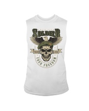 Their lives for your freedom Sleeveless Tee thumbnail
