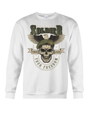 Their lives for your freedom Crewneck Sweatshirt thumbnail