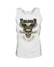 Their lives for your freedom Unisex Tank thumbnail