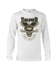 Their lives for your freedom Long Sleeve Tee thumbnail