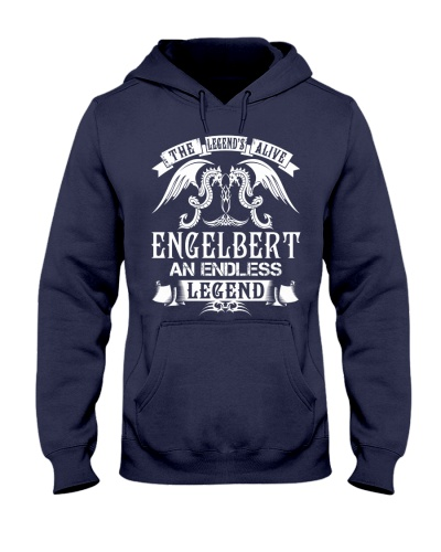 ENGELBERT - Legend Alive Name Shirts