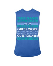 Table Games Supervisor Sleeveless Tee thumbnail