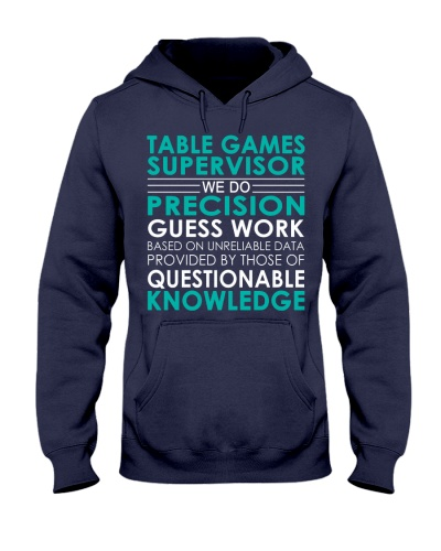 Table Games Supervisor