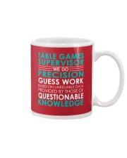 Table Games Supervisor Mug thumbnail