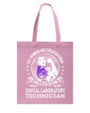 Dental Laboratory Technician - Women Job Title Tote Bag thumbnail