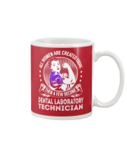 Dental Laboratory Technician - Women Job Title Mug thumbnail