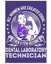 Dental Laboratory Technician - Women Job Title 11x17 Poster thumbnail