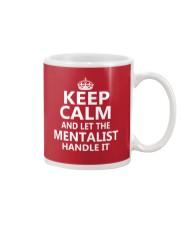 Mentalist - Keep Calm Job Title Mug thumbnail