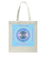 Flat Earth NYC Designs Tote Bag thumbnail