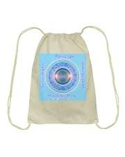 Flat Earth NYC Designs Drawstring Bag thumbnail