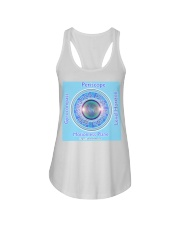 Flat Earth NYC Designs Ladies Flowy Tank tile
