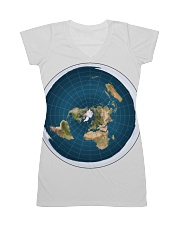 Flat Earth NYC Designs All-over Dress thumbnail