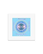 Flat Earth NYC Designs Square Magnet thumbnail