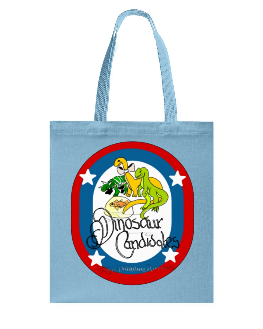 Ultimate Dinosaur Candidates merch store Tote Bag