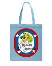 Ultimate Dinosaur Candidates merch store Tote Bag front