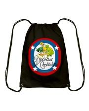 Ultimate Dinosaur Candidates merch store Drawstring Bag front