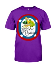 Ultimate Dinosaur Candidates merch store Classic T-Shirt front