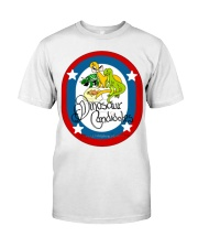Ultimate Dinosaur Candidates merch store Premium Fit Mens Tee thumbnail