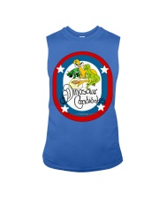 Ultimate Dinosaur Candidates merch store Sleeveless Tee front