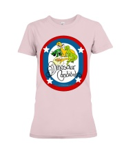 Ultimate Dinosaur Candidates merch store Premium Fit Ladies Tee front