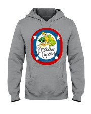 Ultimate Dinosaur Candidates merch store Hooded Sweatshirt front