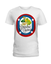 Ultimate Dinosaur Candidates merch store Ladies T-Shirt thumbnail