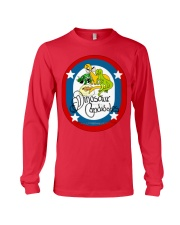 Ultimate Dinosaur Candidates merch store Long Sleeve Tee front