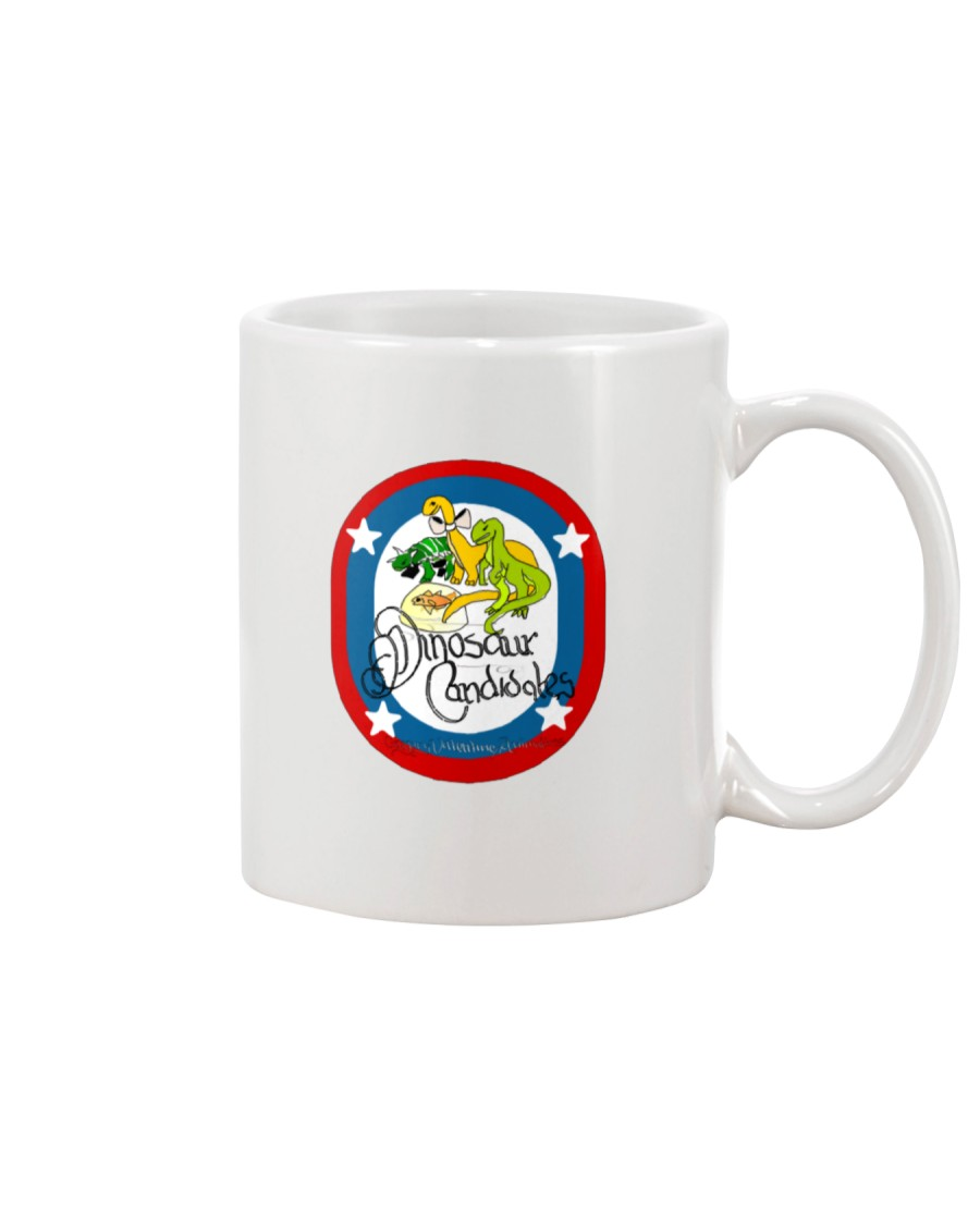Ultimate Dinosaur Candidates merch store Mug