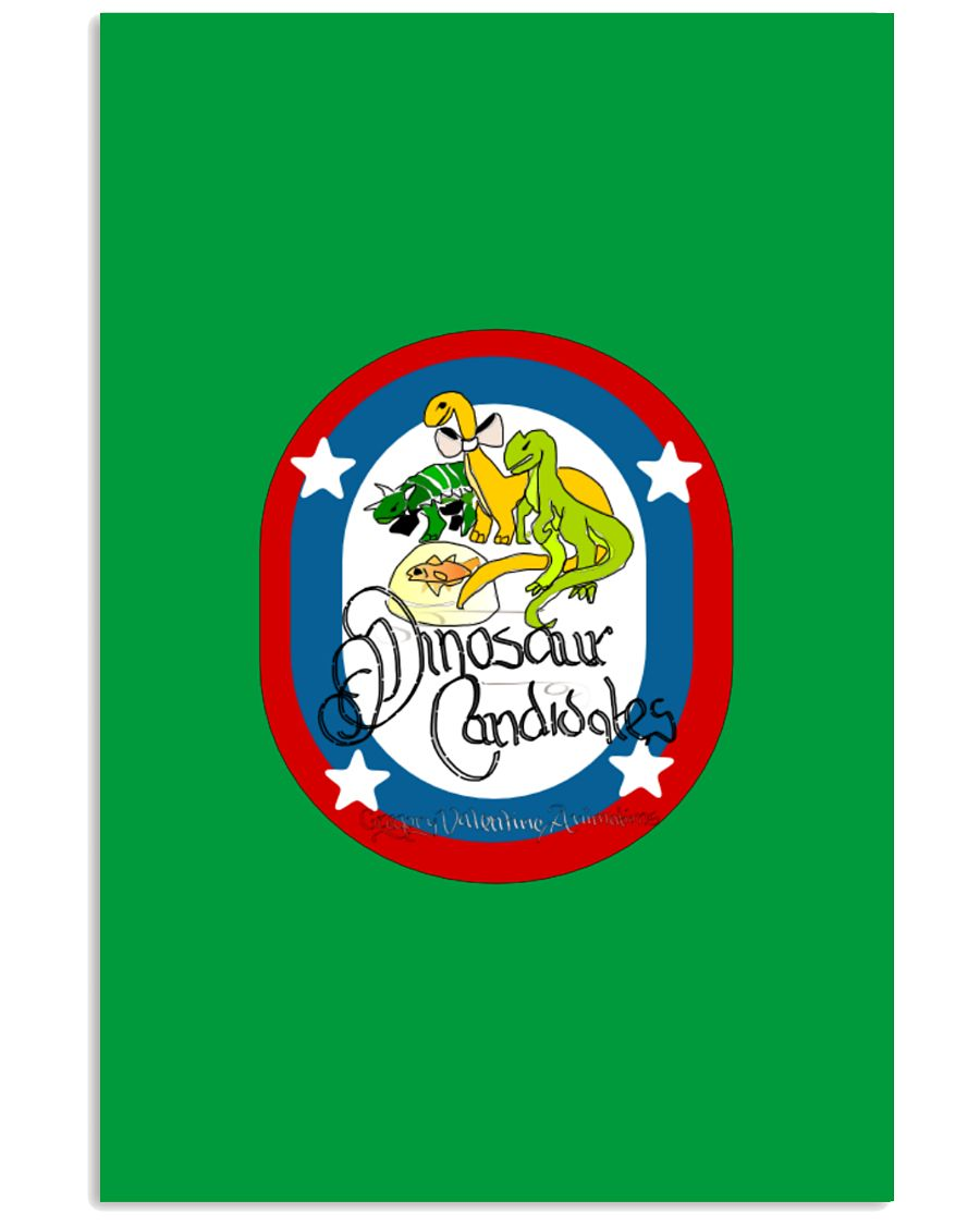 Ultimate Dinosaur Candidates merch store 11x17 Poster