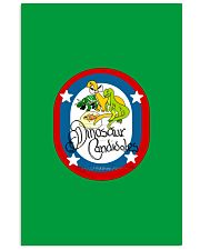 Ultimate Dinosaur Candidates merch store 11x17 Poster front