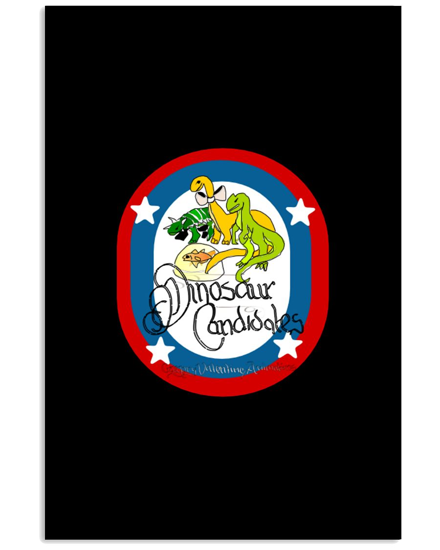 Ultimate Dinosaur Candidates merch store 16x24 Poster